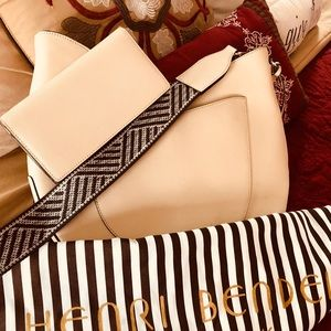 Henri Bendel purse and wallet